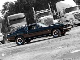 Black Mustang Mach 1 Muscle Car Madness 1969 Ford Mustang Mach 1 U2013 Racingjunk News