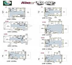 starcraft fifth wheel floor plans toptraveltrailer info plan
