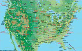 Map Uf Usa by United States Map Nations Online Project Us Maps Usa State Maps