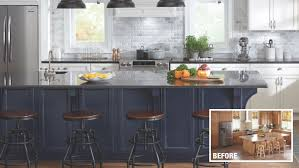 home depot refacing kitchen cabinet doors cost to reface cabinets the home depot