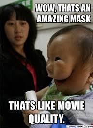 Two Face Meme - face