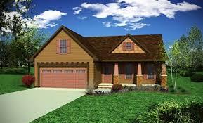 presley 2122 craftsman home plan