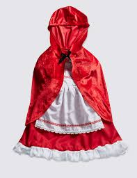 little red riding hood halloween costume toddler kids u0027 little red riding hood costume m u0026s