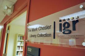 Library Office by Mark Chesler Library Collection Intergroup Relations