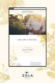 wedding website registry 38 best wedding website designs images on design