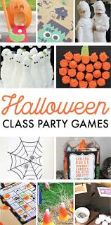 halloween class party games on love the day