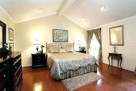 Recessed Lighting For Bedroom Recessed Lighting In Master Bedroom The Master Bedroom Features A