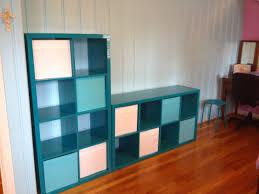 the new kallax bookcase from ikea 1970 dogwood street