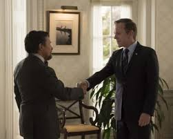 designated survivor season 2 review designated survivor season 2 episode 18 review kirkman agonistes