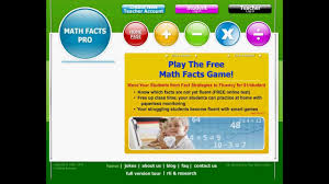 math facts pro demo youtube