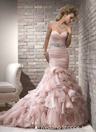 pink wedding dresses wedding dresses new kaley cuoco pink wedding dress trends