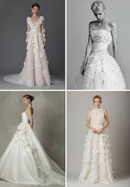 wedding dress trend 2017 for fashionistas the hot bridal trends for 2017 onefabday