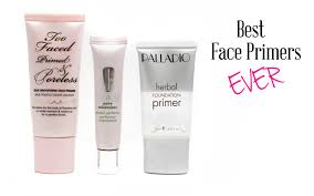 the best face primers ever and how to use them makeup geek
