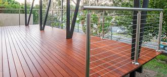 Stainless Steel Trellis System Steel Wire Balustrade Systems