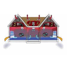 quiet cool attic fan quietcool cl 3100 3126 cfm whole house fan