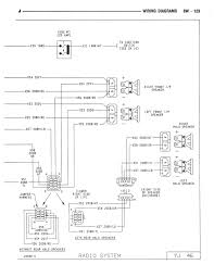 wiring diagram 1997 jeep tj stereo wiring diagram awesome photos