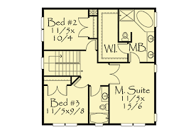 four square floor plan traditional four square home plan 85027ms architectural designs