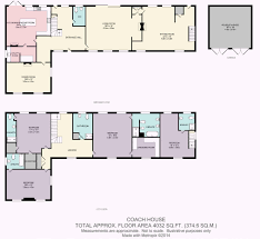 Coach House Floor Plans by 4 Bedroom Semi Detached House For Sale In Wrottesley Hall Estate