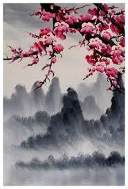 Peinture Cerisier Japonais by Best 25 Fleur De Cerisier Japonais Ideas Only On Pinterest
