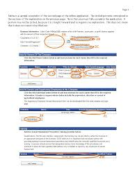 What Does Industry Mean On Job Application Contractors U0027s Application Instructions And Checklist