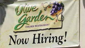 darden restaurants obamacare olive garden lobster scale back employee work hours to avoid