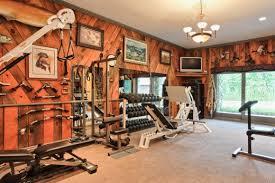 8 great rustic home gyms decor ideas dengarden