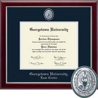 14x17 diploma frame diploma frames georgetown center bookstore