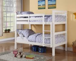 Solid Ft Pine Bunk Beds Half Price Bedz - Half bunk bed