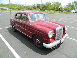 1960 mercedes for sale 1960 mercedes 190db 2 owner great condition diesel for sale