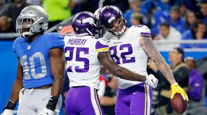 photos vikings at lions thanksgiving day edition kstp