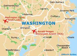 washington dc region map washington maps and orientation washington district of columbia