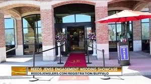 jenss bridal registry reed jenss engagement and wedding showcase wkbw buffalo ny