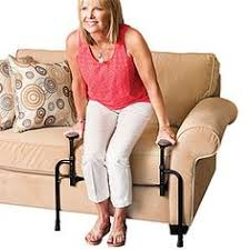 the couch cane ada stander makes it easier to stand up from a