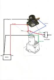 mercruiser trim pump wiring diagram u0026 click image for larger