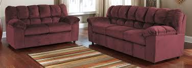 Burgundy Living Room Set Buy Furniture 2660238 2660235 Set Julson Burgundy Living
