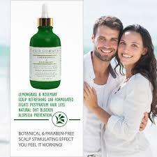 amazon com hair growth lemongrass rosemary lab formulated