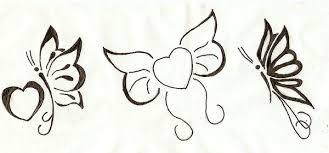 beautiful set of butterflies design tattooshunt com