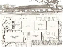 modern home plan mid century modern home plans mid century modern ranch house plans