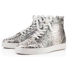 Christian Louboutin Herre Sneakers Udsalg Danmark Butik