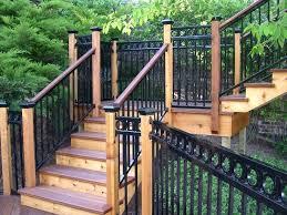 deck stair railing u2013 us1 me