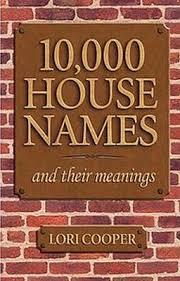 house names ideas