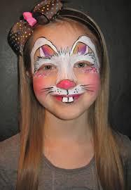 115 best face paint bunnies images on pinterest face paintings