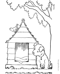printable puppy coloring pages 5250 bestofcoloring