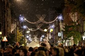 marylebone christmas lights images marylebone london londontown com
