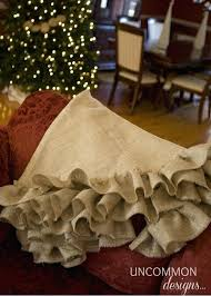 burlap tree skirts bazaraurorita