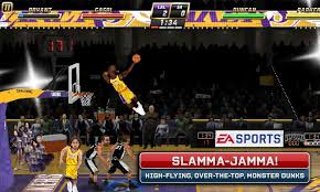 nba mobile app android ea s nba jam updated with play support for