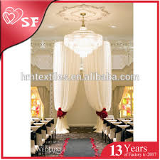 Wedding Backdrop Curtains For Sale Fancy Elegant Banquet Party Stage Curtain Decoration Wedding