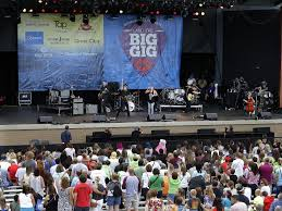 photos summerfest land the big gig band competition