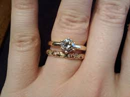white gold engagement ring yellow gold wedding band wedding ring designs for women gold rings