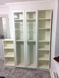Ikea Billy Bookcase For Sale Billy Bookcases With Glass Doors Hackers Ikea Billy Bookcase Doors